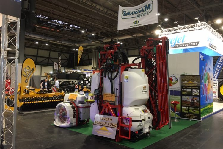All set up & ready for LAMMA 2020. Come and visit us in Hall 9, Stand 9.460.