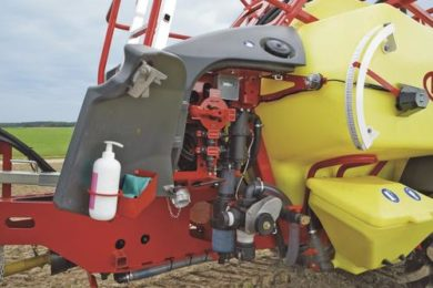 Sprayer Servicing